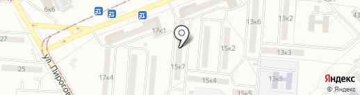 Фотоцентр на Магистральном шоссе на карте Комсомольска-на-Амуре