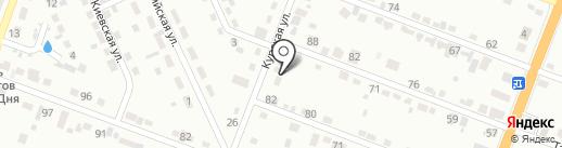 555 на карте Комсомольска-на-Амуре
