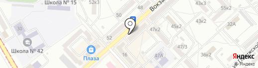 Твои цветы на карте Комсомольска-на-Амуре