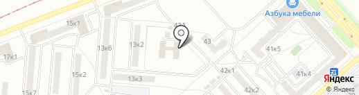 Отдел судебных приставов по г. Комсомольску-на-Амуре на карте Комсомольска-на-Амуре