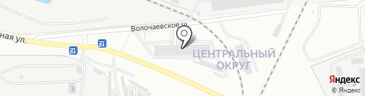 Прокачайся!!! на карте Комсомольска-на-Амуре
