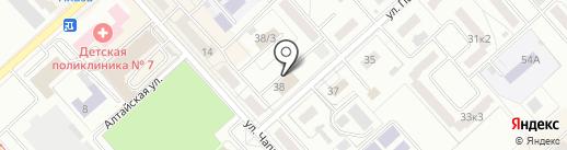 Nataly Pole Dance на карте Комсомольска-на-Амуре