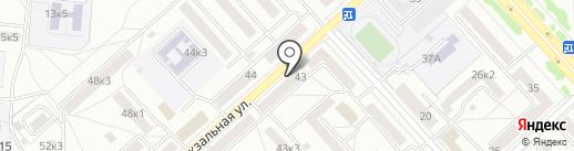 DPD на карте Комсомольска-на-Амуре