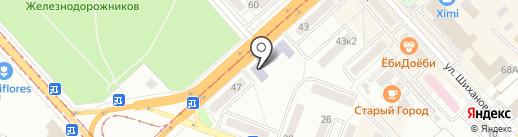 Xaterra.ru на карте Комсомольска-на-Амуре