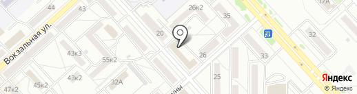 Amway на карте Комсомольска-на-Амуре