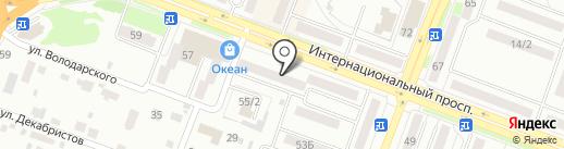Ваш стиль на карте Комсомольска-на-Амуре