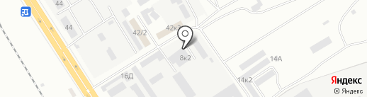 Эй-Пи Трейд на карте Комсомольска-на-Амуре