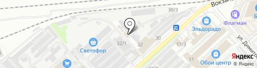ДВЕРНОЙ СТИЛЬ на карте Комсомольска-на-Амуре