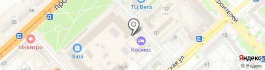 NK collection на карте Комсомольска-на-Амуре