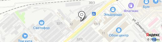 LA`vina пола на карте Комсомольска-на-Амуре
