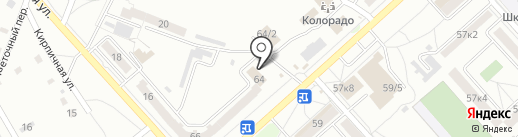 ДЗЁМГИАВТО на карте Комсомольска-на-Амуре