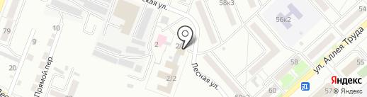 АМУРЛИФТ-ПРИБРЕЖНЫЙ на карте Комсомольска-на-Амуре