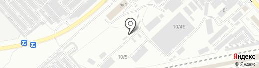 Оптовый магазин на карте Комсомольска-на-Амуре