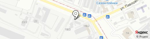 Хабаровская торговая компания на карте Комсомольска-на-Амуре