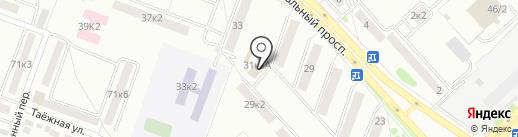 АМУРЛИФТ-ДВ на карте Комсомольска-на-Амуре