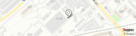 На здоровье! на карте Комсомольска-на-Амуре
