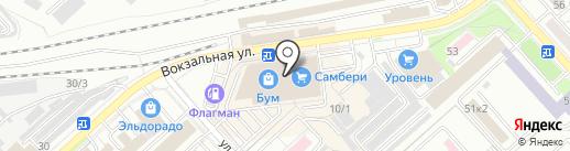 LADY collection на карте Комсомольска-на-Амуре