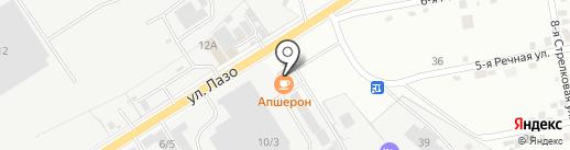 1001 ночь на карте Комсомольска-на-Амуре