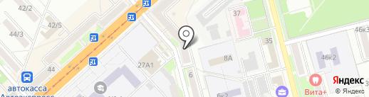 КупиСлона на карте Комсомольска-на-Амуре