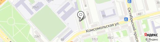 Парфюмерный рай на карте Комсомольска-на-Амуре