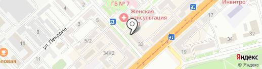 878 на карте Комсомольска-на-Амуре