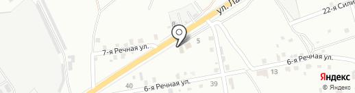 NIIGATO AUTO на карте Комсомольска-на-Амуре