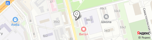 СакВояж на карте Комсомольска-на-Амуре