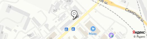 MR.КУЗОВ на карте Комсомольска-на-Амуре