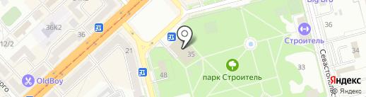 Купи-Читай на карте Комсомольска-на-Амуре