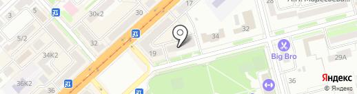 EGOistka на карте Комсомольска-на-Амуре