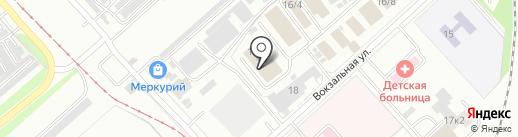 Сладости для радости на карте Комсомольска-на-Амуре
