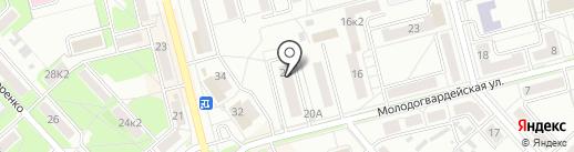 Golden Shoes Masters на карте Комсомольска-на-Амуре