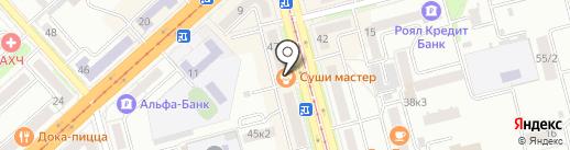 BOYARD на карте Комсомольска-на-Амуре
