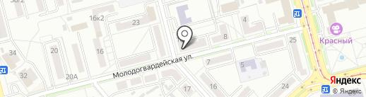 Платежный терминал, МТС-банк, ПАО на карте Комсомольска-на-Амуре