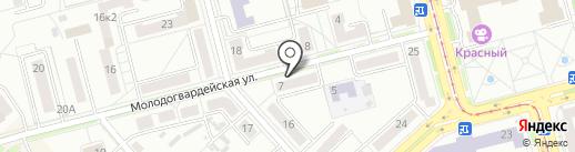 Ирландский Эльф на карте Комсомольска-на-Амуре