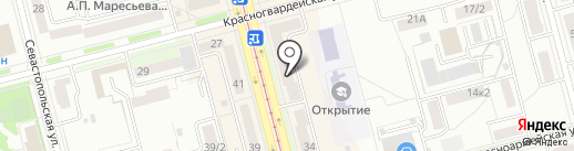 Солодофф-ДВ на карте Комсомольска-на-Амуре