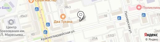 Сделай Дело на карте Комсомольска-на-Амуре