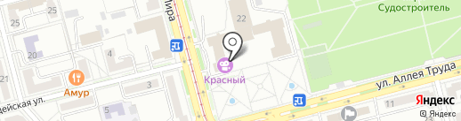 Дамские радости на карте Комсомольска-на-Амуре