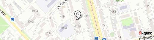 Лицензионный отдел на карте Комсомольска-на-Амуре