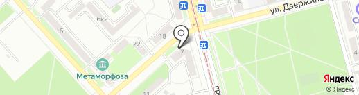 Релакс на карте Комсомольска-на-Амуре