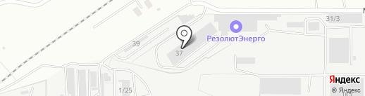 Универсал авто на карте Комсомольска-на-Амуре