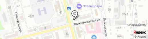 QUESTKMS на карте Комсомольска-на-Амуре