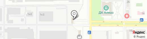 ДАЛЬНЕВОСТОЧНЫЙ ЗАВОД ЭНЕРГЕТИЧЕСКОГО МАШИНОСТРОЕНИЯ, ПАО на карте Комсомольска-на-Амуре