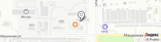 Быстрый дедушка на карте Комсомольска-на-Амуре