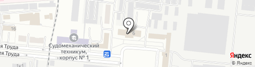 ELDORADO на карте Комсомольска-на-Амуре