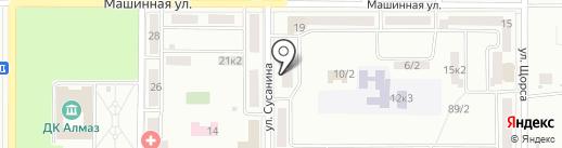 Всё для дома на карте Комсомольска-на-Амуре
