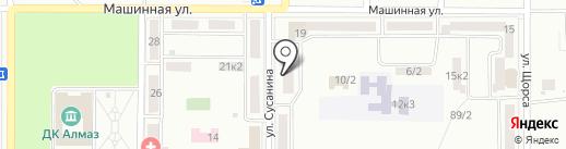 Смак на карте Комсомольска-на-Амуре