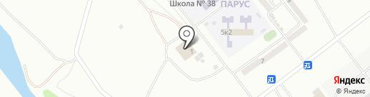 fisharea на карте Комсомольска-на-Амуре