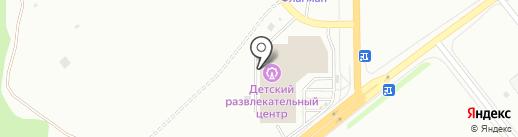ATMOSPHERE на карте Комсомольска-на-Амуре