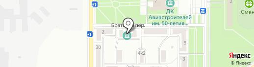 МИРРА-М на карте Комсомольска-на-Амуре